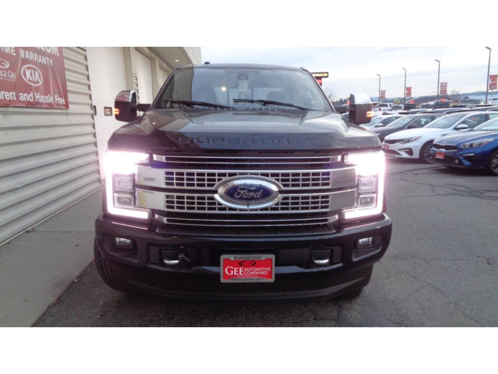 Pre-Owned 2018 Ford F-350 Super Duty