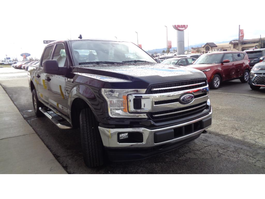Pre-Owned 2019 Ford F-150