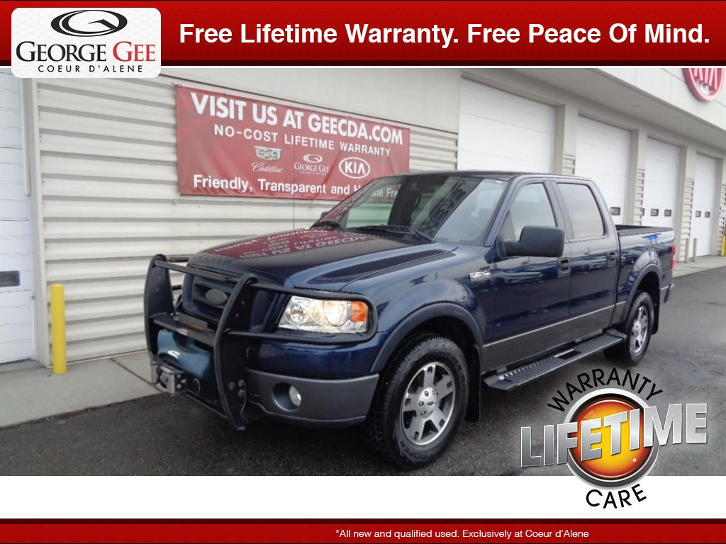 Pre-Owned 2006 Ford F-150