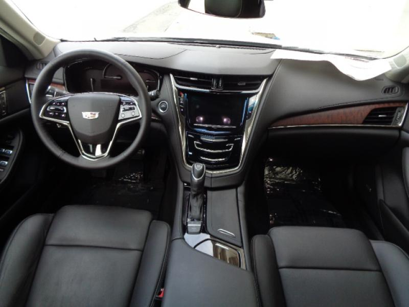Pre-Owned 2017 Cadillac CTS Luxury RWD