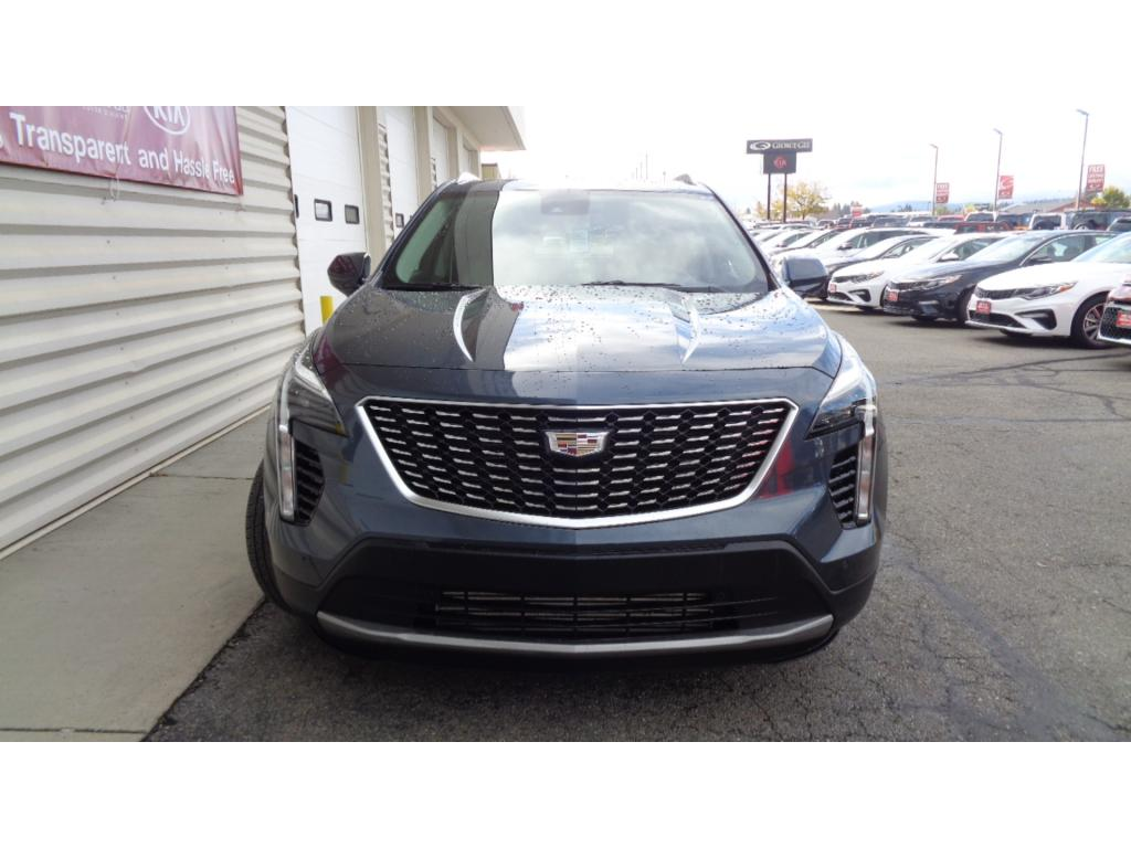 Pre-Owned 2019 Cadillac XT4 AWD Premium Luxury