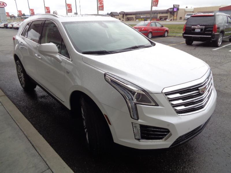 Pre-Owned 2019 Cadillac XT5 Luxury AWD