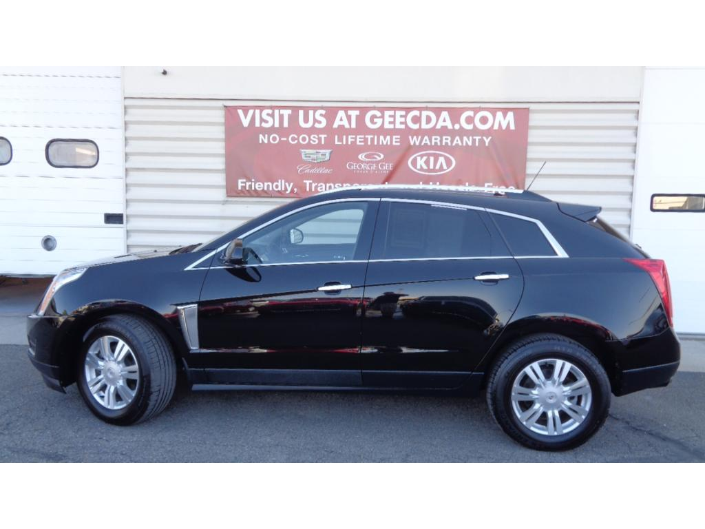 2016 Cadillac Crossover >> Pre Owned 2016 Cadillac Srx Luxury Collection Awd