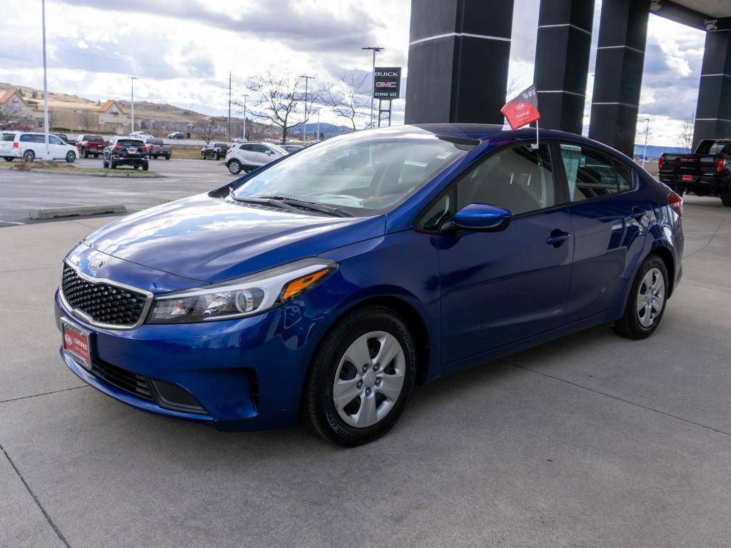 George Gee Kia >> Certified Pre-Owned 2017 Kia Forte LX Cars in Coeur d ...