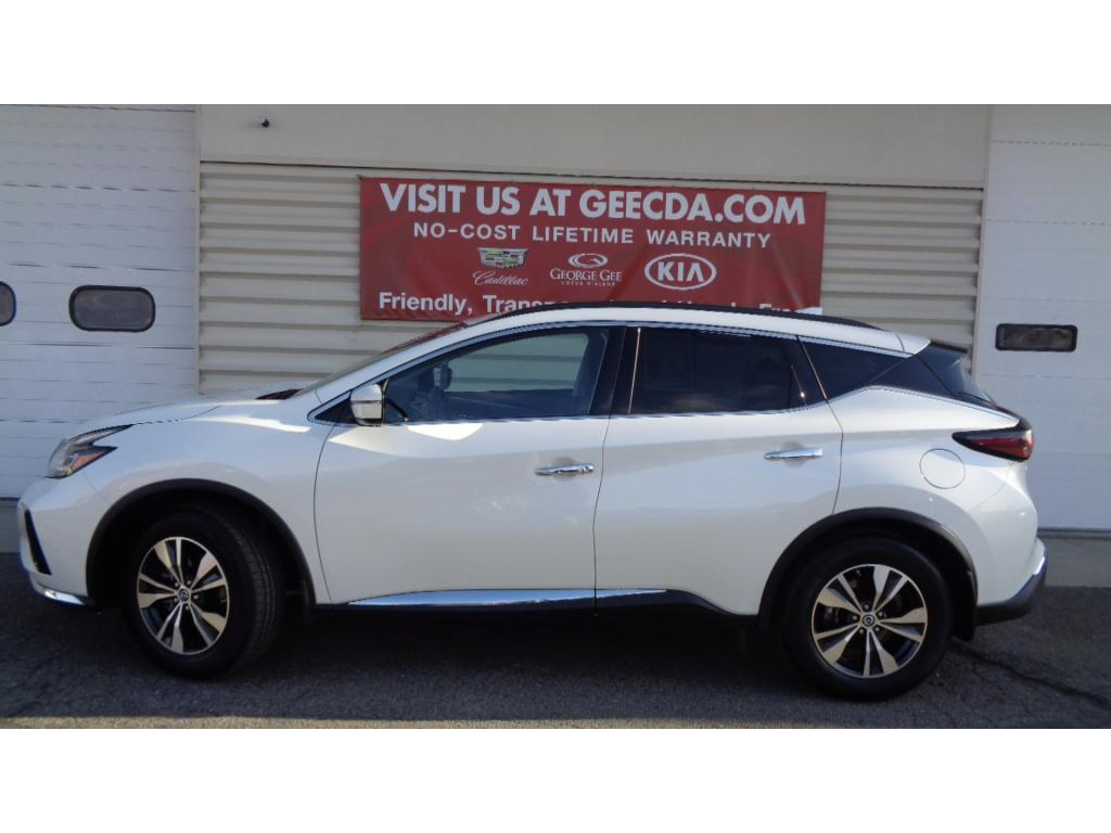 Pre-Owned 2019 Nissan Murano S