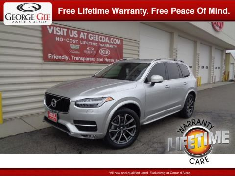 Pre-Owned 2016 Volvo XC90 T6; 7-seat T6 Momentum